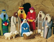 Crib Service. Christmas Eve. 3.00pm