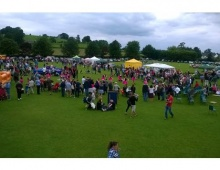 Church Tent at Timsbury Fun Day. Saturday 16th June. 12. Noon – 4.00pm