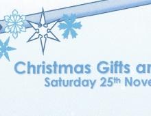 'Gifts & More!' Christmas Fair Saturday 25th November