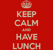 Lunch Club, for those Living Alone. Thursday 24th May. Conygre Hall. 12.30pm